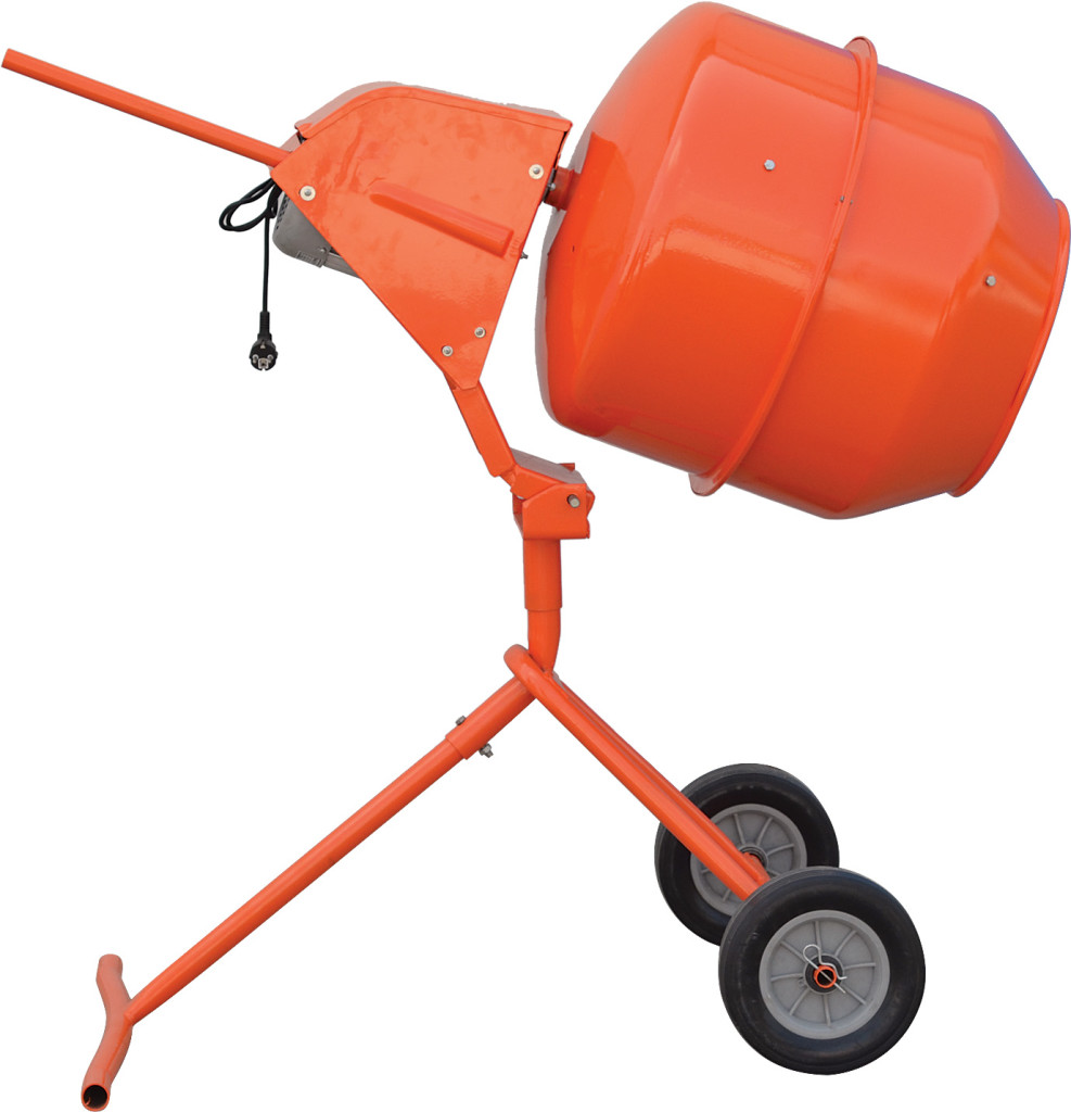 scaffolding 140L-200L  small Mini Cement  Mixer